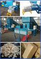 Pedaços de palha máquina de empacotamento/forragem ensacamento máquina com amplo mercado