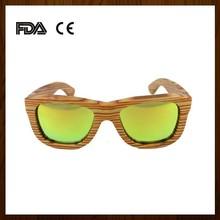 promotional sunglasses custom sunglasses orange wood sunglasses