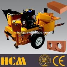 M7MI automatic clay brick making machine in india