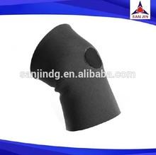 Opening knee pad knee cap neoprene knee support brace running basketball
