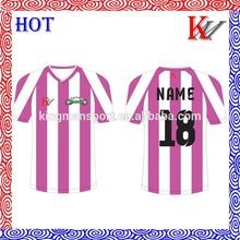polyester jersey football model,latest sublimation wholesale football jersey,custom soccer jersey