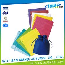 Waterproof eco-friendly top quality cute non woven shopping bag
