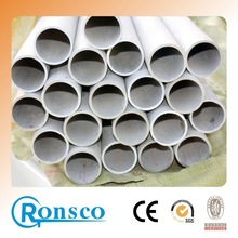 ASTM A269 Thick wall ss304 stainless steel pipe price per kg building material pipe in China