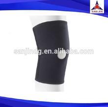 Hot sale promotional elastic neoprene running knee pad neoprene knee support as seen on tv neoprene knee sleeve