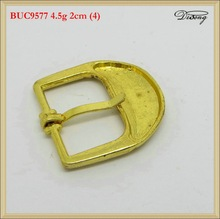 BUC9576 Classic Color Block Decoration Strap Male Strap Lubai Cloth Belt Men's Women General Teeth 3d Luxury Pin Buckle