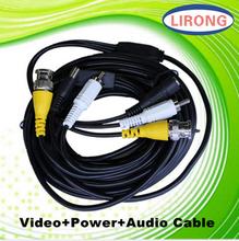 BNC+RCA+DC Component Video Audio Coaxial Cable