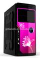 Atx-de-rosa caixa do computador