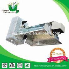 120v 240v 277v 400v 1000w horticulture double ended reflector lighting fixture/aluminum reflector with 1000w ballast