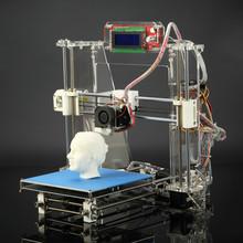 MINGDA high quality home use diy 3d printer, DIY industrial 3D Printer for personal