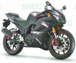 Motorcycle 250cc china cargo four wheel motorcycle