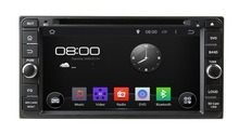 Android 4.4.4 In-car entertainment Car audio stereo system/in car radio/dvd/gps navigation for Toyota Universal