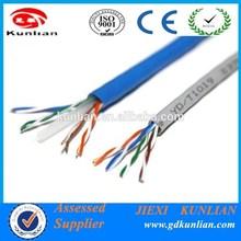 Factory Price 4 Pairs UTP Cat6 Lan Cable/cat 6 utp cable