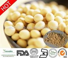 Wholesale Light Yellow Powder 120 Mesh Isoflavones 40% Soy Extract