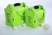 plastic pet carrier ,dog bag carrier