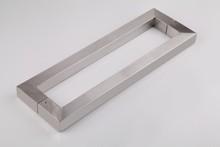 Factory furniture hardware stainless steel door handle