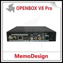 Good sales 1080P FULL HD DVB S2 & T2 DVB-C Openbox v8 pro combo hd satellite receiver with Best price
