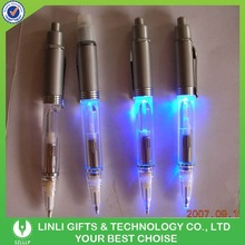 Logo Customized Glow In Dark Pen