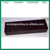 new desigh hot sale luxury wooden jewelry bracelet box led light