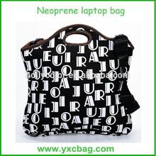 Custom Neoprene Laptop Bag Laptop Sleeve with Shoulder Strap