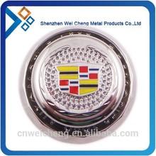 Custom chrome car badges auto emblems