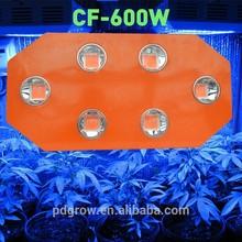 Grow box hydro dipping 3w/5w chip led grow light hydroponics