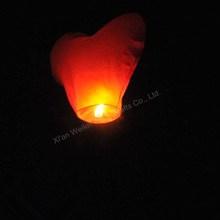 Flying fire balloon paper lantern
