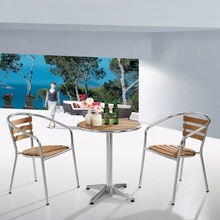 Alloy 6063T5 Hot sales aluminum chairs and and aluminum desks for house