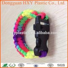 climbing & hiking rescue survival gear paracord 550 survival bracelet