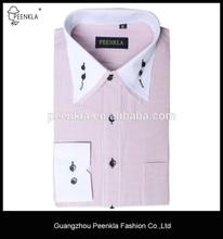 new cotton striped designer male shirts