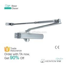 Trade Assurance door closer for doors internal JDC102-4 25-85kg 248mm