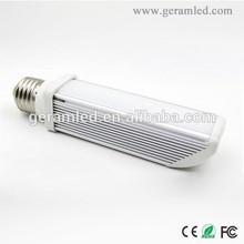 2015 Hot! CE ROHS E27 G24 2-pin 4-pin 13W LED PLC G24D G24Q Factory Direct Sale