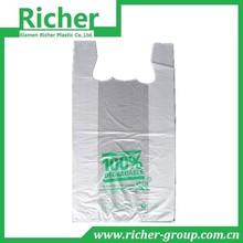 Custom Design Big Plastic Shopping Bag for Packaging
