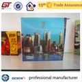 3d lenticular venda quente comércio cartão de garantia