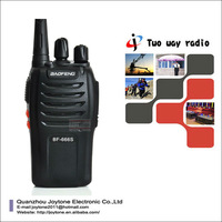 Good news portable uhf CTCSS transceiver BF-666S