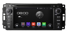 Android 4.4.4 In-car entertainment Car audio stereo system/in car dio/dvd/gps navigation for Jeep Wrangler/Compass