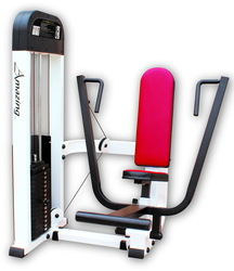 AMA-303 seated chest press guangzhou yijin fitness equipment / chest exercise equipment