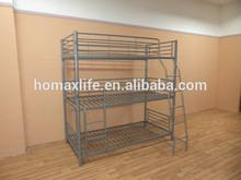 metal bedroom furniture triple bunk bed 999.203.50