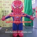 inflable caminar spiderman traje para la promoción