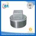 De alta presión de fundición de acero inoxidable de cabeza hexagonal enchufe/cuadrada de acero inoxidable de montaje