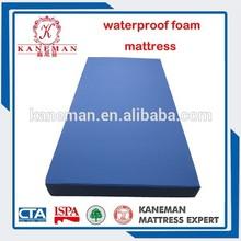 China Supplier Waterproof Foam Mattress For Ferry Vessel