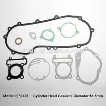 Motorcycle parts, motorcycle full gasket set