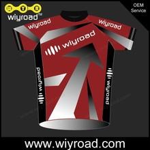 Guangzhou company newest short sleeve bicycle kit/custom sublimation cycling jersey bike shirt/oem jerseys cycling