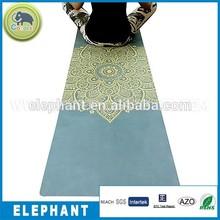 Durable and Long Lasting Natural Rubber Yoga Mat/Pilate Mat/Fitness Mats