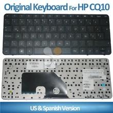 New TECLADO keyboard For HP COMPAQ CQ10 Series Mini 110-3000 series keyboard