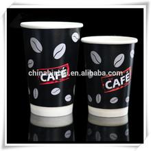 Matt Surface Biodegrade-PLA Hot Coffee Paper Cup (NEW & HOT TYPE)