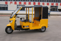 NanTong Herita 2015 best quality passenger tricycle motorcycle made in china