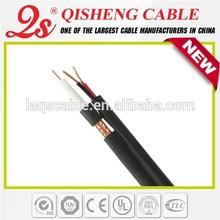 Exportación de extremo a extremo de asia, Europa del este, Mercado de oriente medio Coaxial cable proveedor RG59 RG6 RG11 catv accesorios