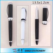 roller metal pen luxury black pen