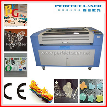 2015 China Machiney New Product wood acrylic leather rubber stone plastic CO2 acrylic laser cutter for sale with CE,TUV, ISO9001