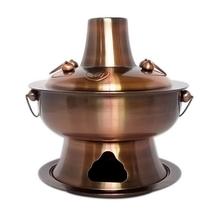 Stainless Steel Charcoal Hotpot/Beijing rinse meat boiler